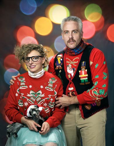 Epic Christmas Sweaters